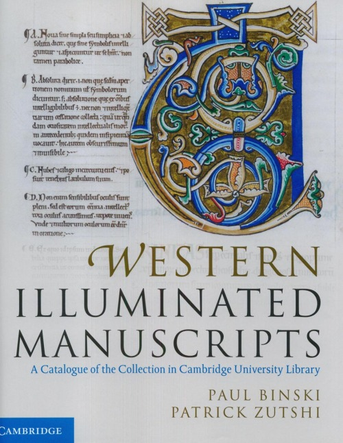 Western Illuminated Manuscripts: A Catalogue of the Collection in CUL