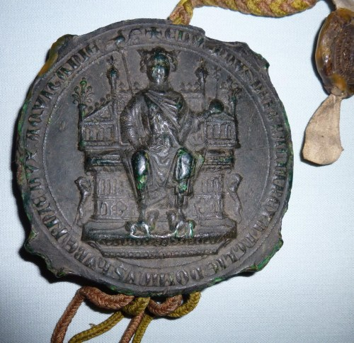 Great Seal of Edward I